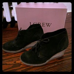 JCrew Mc Allister Wedges